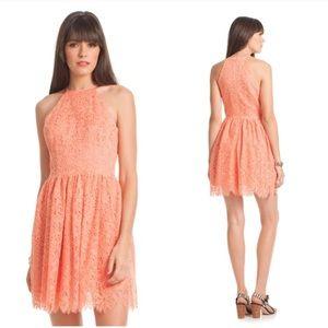 Trina Turk NWT Joanne Dress in Papaya